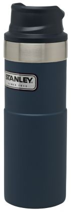 Trigger-Action Thermobecher 473ml, blau, Stanley Classic Serie