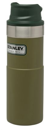 Trigger-Action Thermobecher 473ml, olive, Stanley Classic Serie