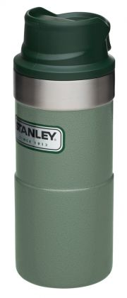 Trigger-Action Thermobecher 354ml, grün, Stanley Classic Serie