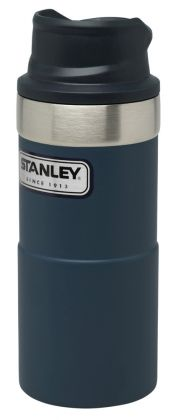 Trigger-Action Thermobecher 354ml, blau, Stanley Classic Serie