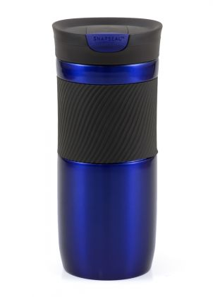 Contigo Byron Blau metallic, 470ml Thermobecher