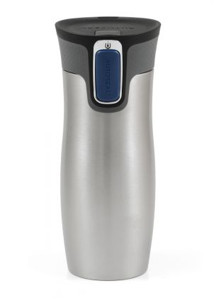 Contigo West Loop 2.0 Edelstahl, 470ml Thermobecher