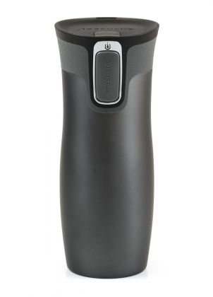 Contigo West Loop 2.0 Gunmetal, 470ml Thermobecher