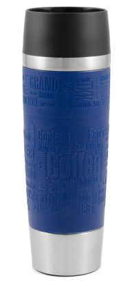EMSA Travel Mug Grande, blau, 500ml
