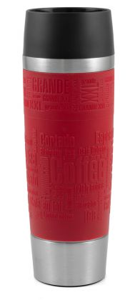 EMSA Travel Mug Grande, rot, 500ml
