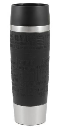 EMSA Travel Mug Grande, schwarz, 500ml