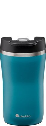 Barista Café Thermavac Petrol-Blau, 250ml Isolierbecher