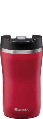 Barista Café Thermavac Kirsch-Rot, 250ml Isolierbecher