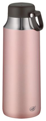 Alfi City Bottle Tea rosé, 900ml