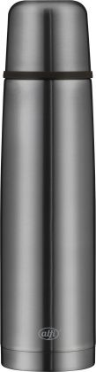 isoTherm Perfect cool grey, 1000ml, mit Automatikverschluss