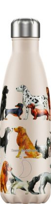Chilly's Emma Bridgewater Dogs, 500ml Isolierflasche