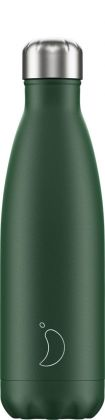 Chilly's Matte Green, 500ml Isolierflasche
