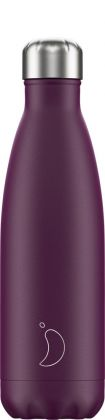 Chilly's Matte Purple, 500ml Isolierflasche