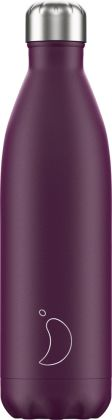 Chilly's Matte Purple, 750ml Isolierflasche