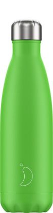 Chilly's Neon Green, 500ml Isolierflasche