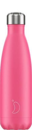 Chilly's Neon Pink, 500ml Isolierflasche