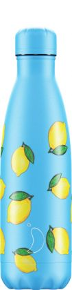Chilly's Icons Lemon, 500ml Isolierflasche