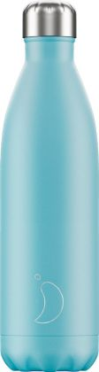 Chilly's Pastel Blue, 750ml Isolierflasche