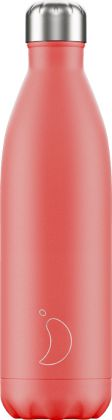Chilly's Pastel Coral, 750ml Isolierflasche