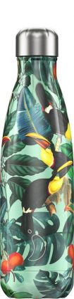 Chilly's Tropical Toucan, 500ml Isolierflasche