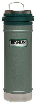 Stanley Classic Vacuum Travel Press Trinkbecher 473 ml grün