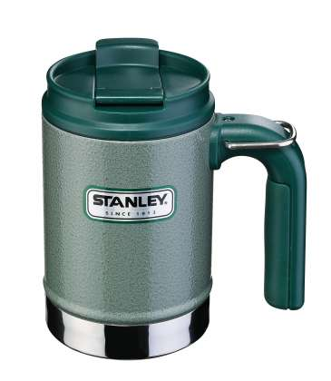 Stanley VACUUM CAMP MUG 473 ml grün