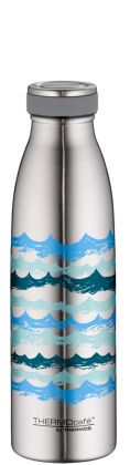 "Isoliertrinkflasche ""TC Bottle"" Waves, 500ml, Edelstahl"