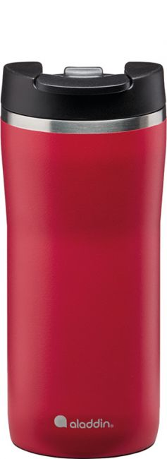 Barista Mocca Thermavac Kirsch-Rot, 350ml Isolierbecher