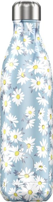 Chilly's Floral Daisy, 750ml Isolierflasche