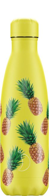 Chilly's Icons Pineapple, 500ml Isolierflasche