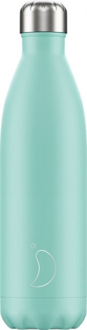 Chilly's Pastel Green, 750ml Isolierflasche