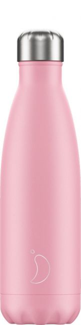 Chilly's Pastel Pink, 500ml Isolierflasche